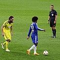 Chelsea 6 Maribor 0 Champions League (14979416063).jpg