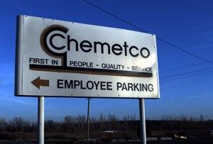 Chemetco - Chemetco site entrance