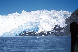 Chenega Glacier - Image: Chenega Glacier