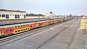 Chennai - Bangalore AC Double Decker at Vellore