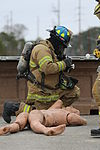 Cherry Point, 2nd MAW personnel, local first responders hone crisis response skills 150303-M-SR938-023.jpg