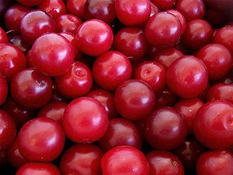 Cherry plum - Image: Cherry plums