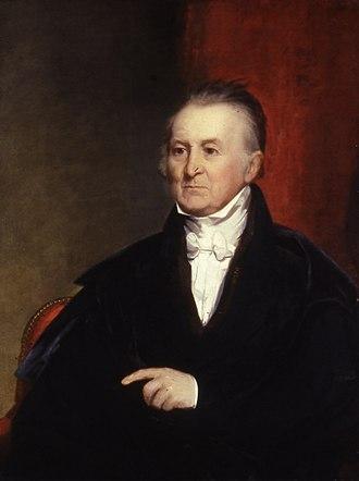 Harrison Gray Otis (politician) - Image: Chester Harding Harrison Gray Otis NPG.77.30 National Portrait Gallery