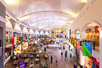 Chevron Renaissance Shopping Centre - Image: Chevron Renaissance Shopping Centre