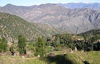 Valleys of Afghanistan - Korengal Valley