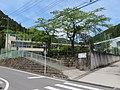 Chichibu-shi Yoshida Ishima interchange learning building 1.jpg