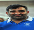 Chief Coach of the Indian Wrestling team Greco Roman Style for the 2016 Rio Olympics.png