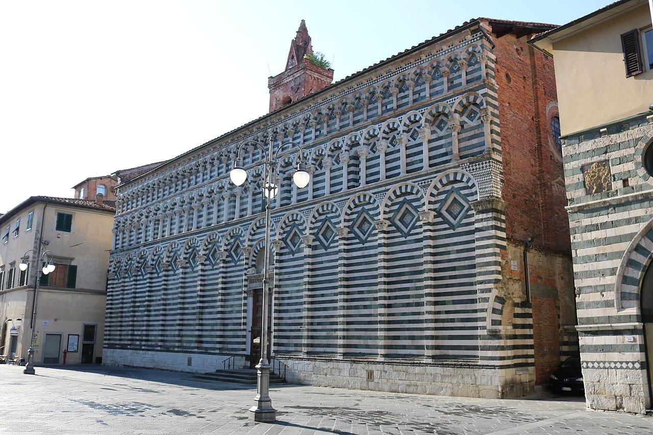 Chiesa di San Giovanni Fuorcivitas, Pistoia.jpg