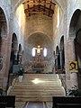 Chiesa di San Gregorio Maggiore, Spoleto. Altare.jpg