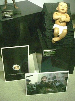 Baby-prop uit Children of Men