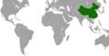 China Uruguay Locator.png