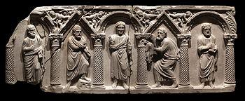 Christ with Apostles-MBA Lyon 1937-52-IMG 0626...