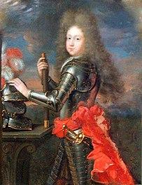 Christian Gyldenløve Danish noble