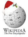 Christmas Wikipedia Logo.png