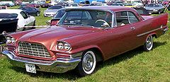 '57 Chrysler 300C