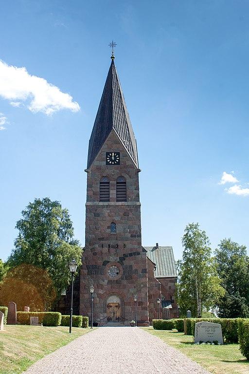 Lommaryds kyrka - Aneby pastorat - Svenska kyrkan