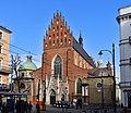 Church of Holy Trinity, 12 Stolarska street, Old Town, Krakow, Poland.jpg