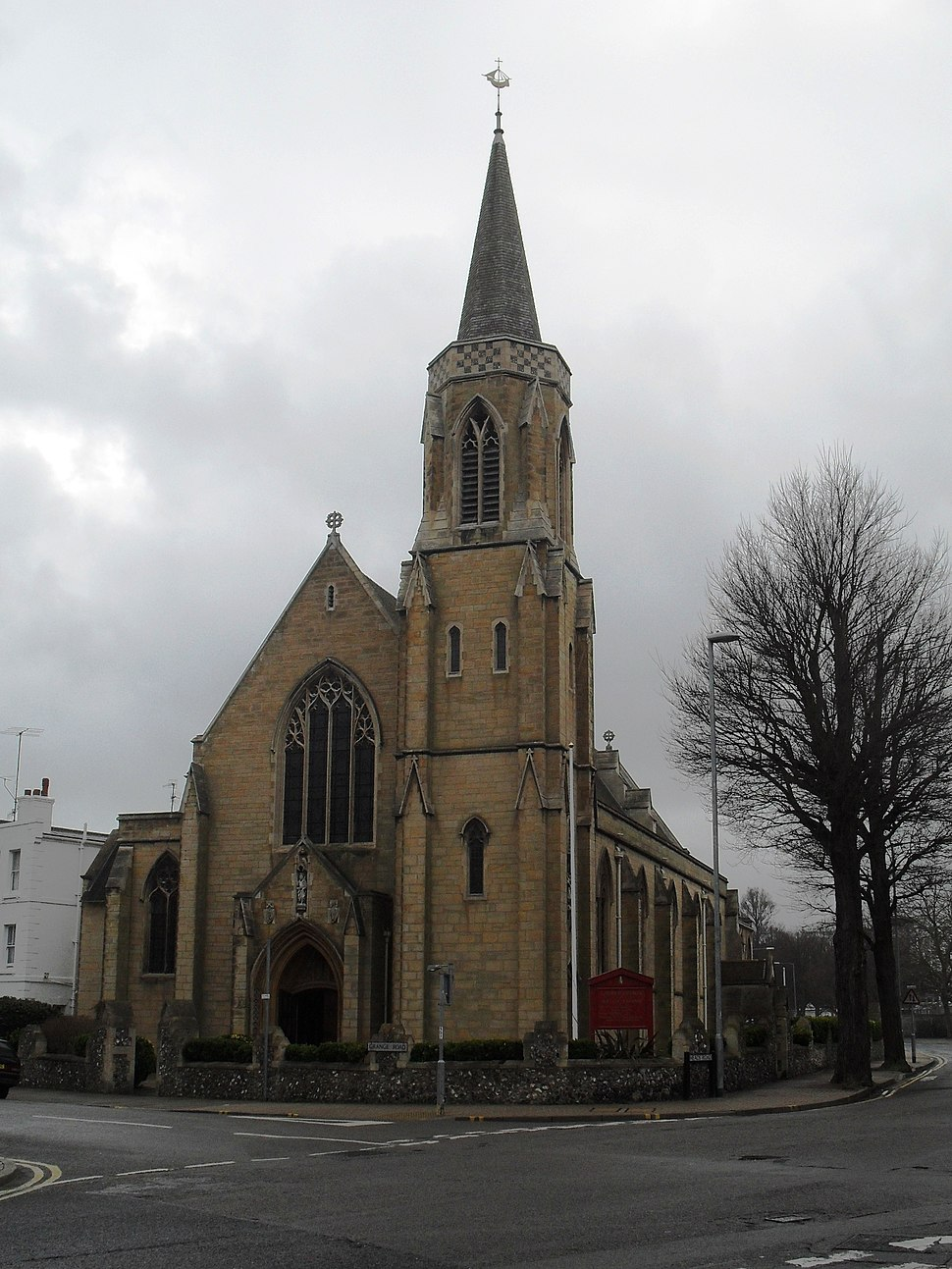 Church of Our Lady of Ransom, Eastbourne (IoE Code 471324)