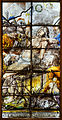 Church of St Laurence Blackmore Essex England - medieval stained glass window display.jpg