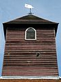 Church of St Mary Magdalen Laver Essex England - bell turret from west.jpg
