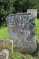 Church of St Mary the Virgin, Woodnesborough, Kent - churchyard gravestones 03.jpg