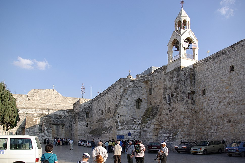 Church of the Nativity (Bethlehem, 2008)