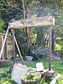 Cider press at the Tunnel House Inn - geograph.org.uk - 466021.jpg