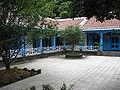 Cihu Chiang residence courtyard trees.JPG