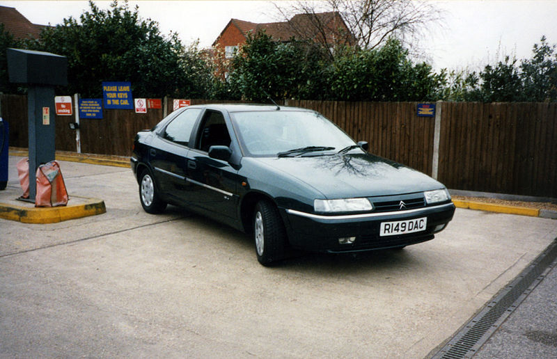 File:Citroën Xantia LX 1.8 (UK) - Flickr - skinnylawyer.jpg