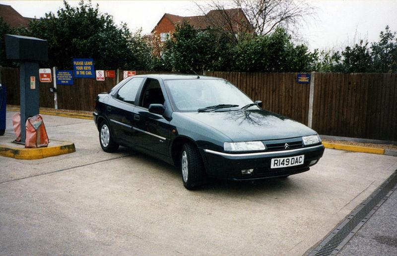 File:Citroën Xantia LX 1.8 (UK) - Flickr - skinnylawyer.jpg