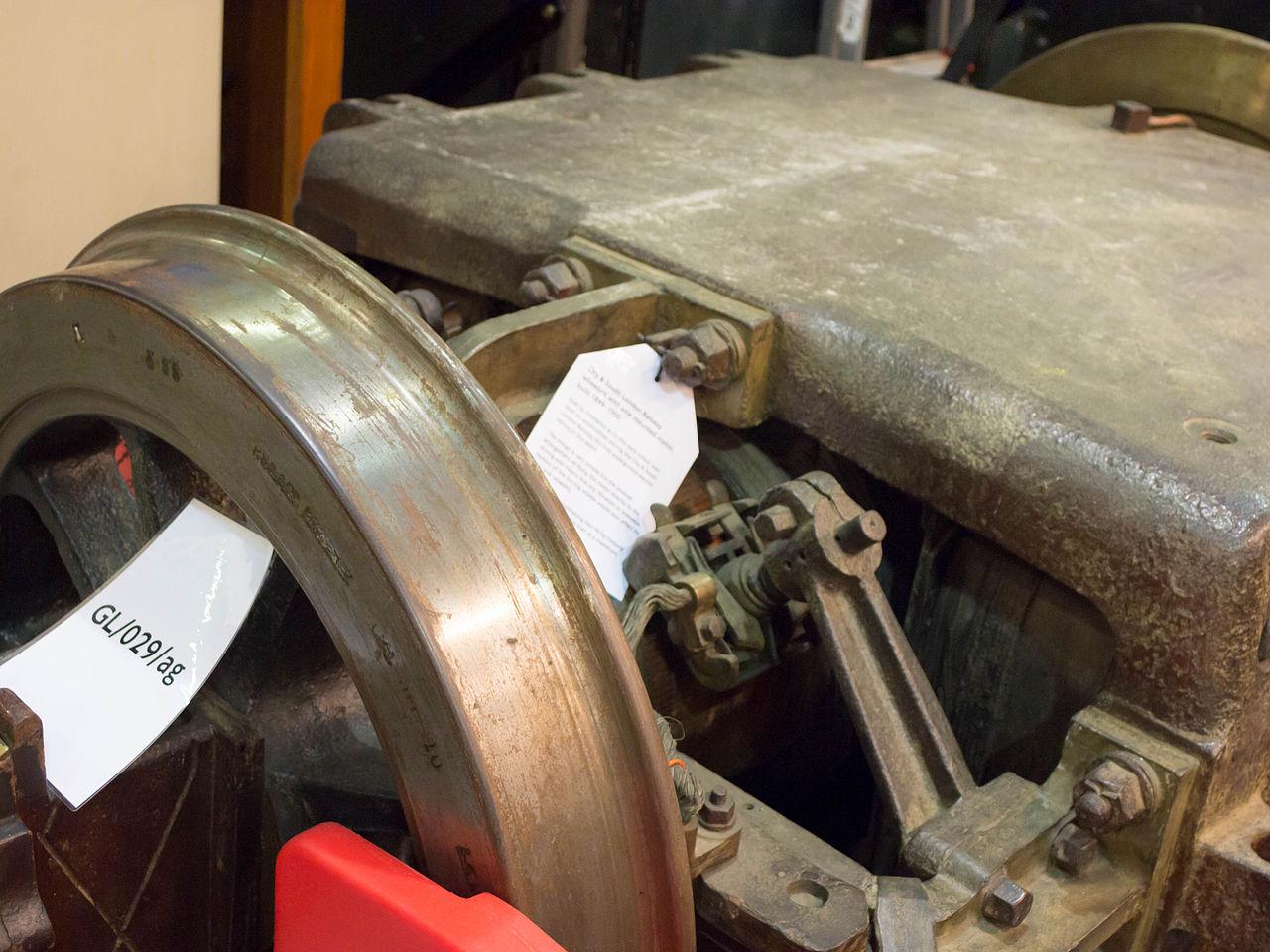 File City South London Railway Motor Bogie Flickr