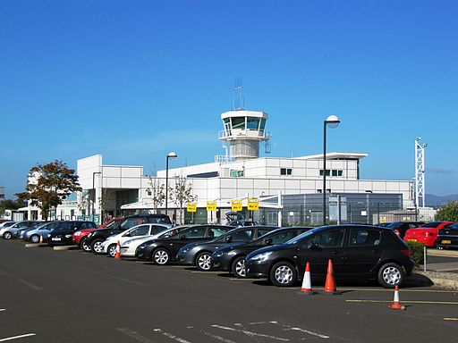Car Rentals at City of Derry Airport