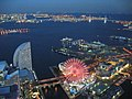 Cityscape of Yokohama, from Landmark Tower; December 2015 (01).jpg