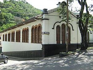 Ciudad Bolívar, Antioquia - Image: Ciudad Bolivar Casa de la Cultura (Antioquia)