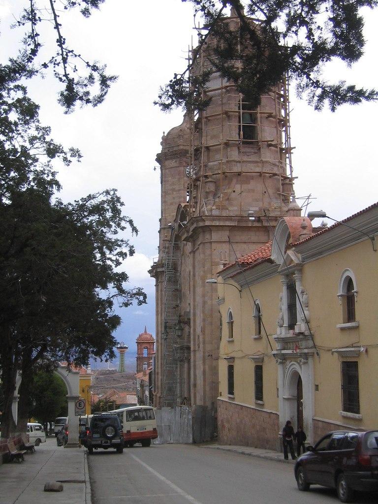 Ciudad de Potos%C3%AD Bolivia