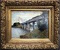 Claude monet, il ponte della ferrovia ad argenteuil, 1873-74.JPG