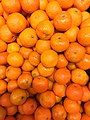 Clementines citrus fruit (klementiner) EXTRA (Coop supermarket) Sem Norway 2017-11-07.jpg