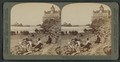 Cliff House and Seal Rocks, from the sea beach, showing the tide coming in, San Francisco, Cal, from Robert N. Dennis collection of stereoscopic views.png