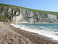 Cliffs at Alum Bay - geograph.org.uk - 1048140.jpg