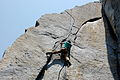 Climbing in Eagle Lake Cliff - Lake Tahoe, California.jpg