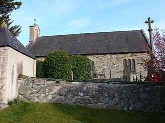 Clocaenog - Image: Clocaenog Church geograph.org.uk 390043