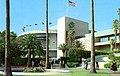 Club House Entrance, Hollywood Park Race Track (NBY 7523).jpg