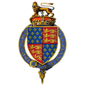 Coat of Arms of Edward III, King of England.png