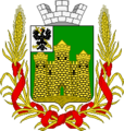 Coat of Arms of Mglin (1865, project).png