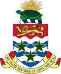 Wappen der Cayman Islands