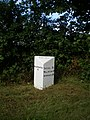Codsall milepost in detail - geograph.org.uk - 1395272.jpg