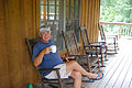Coffee on the cabin 8 porch OC (10614883023).jpg