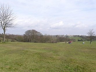 Cofton Park - Image: Cofton Park with a glimpse of the city centre in the background geograph.org.uk 759893