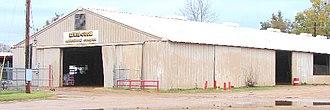 Rapides Parish Coliseum - Image: Coliseum ag barn 600x 200