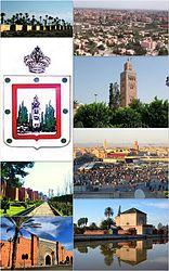 Marrakech – Veduta